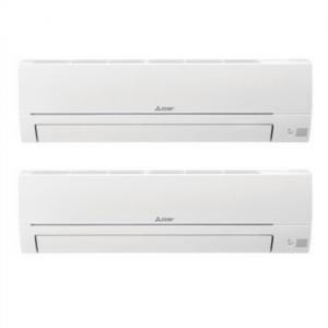 aire acondicionado mitsubishi 2x1